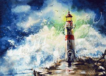 Прекрасный маяк