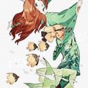 Принцессы в кимоно_Ариэль